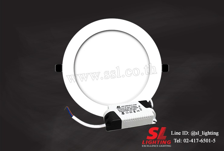 SL-6-W-711-LED-9W-6000K
