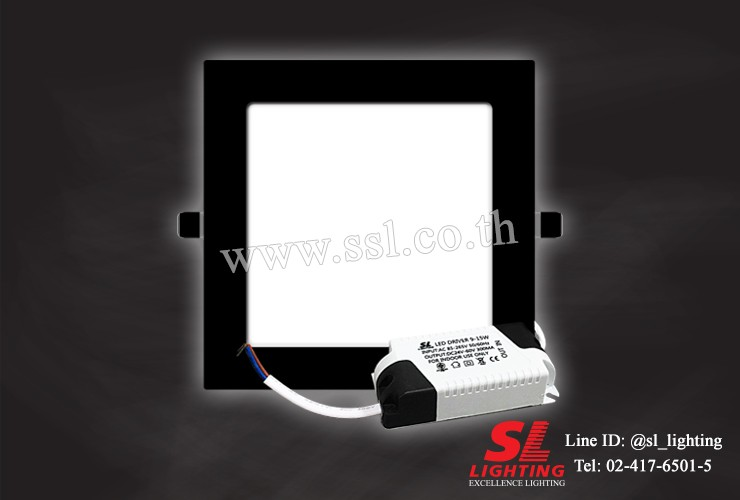 SL-6-B-713-LED-9W-6000K