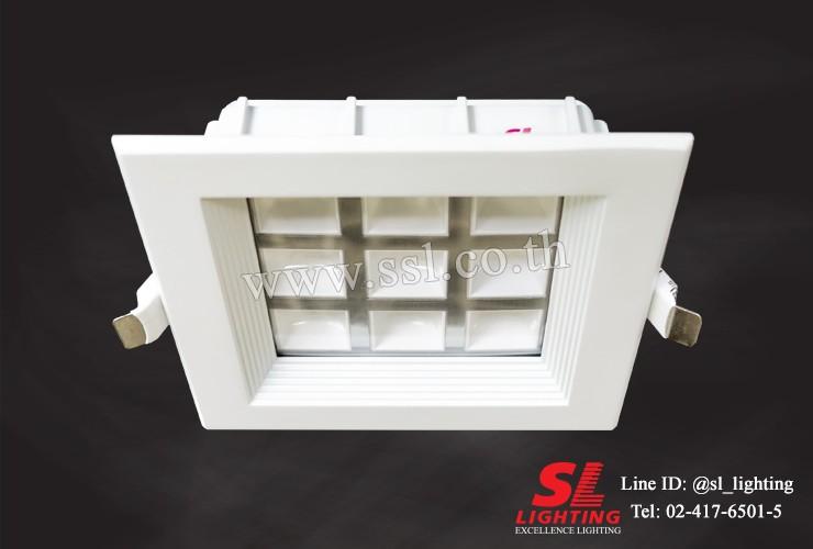 SL-6-W-704 LED 9W 6500K