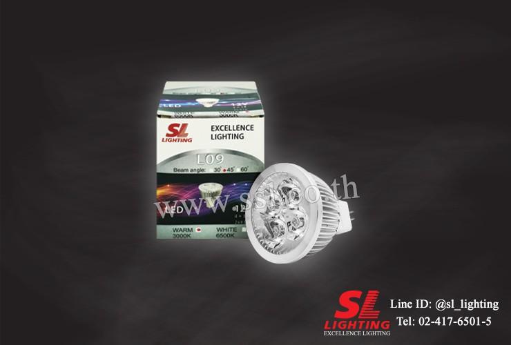 SL-9-L09 /12V/4X1W/WM
