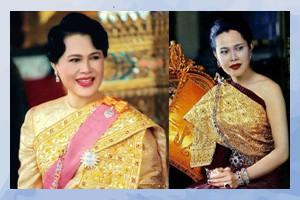 พระราชินีแห่งสยาม พระสิริโฉมงดงามที่สุดในโลก